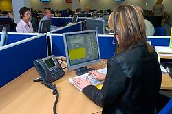 Local authority call centre; NE England 2004