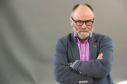 Pictured: Malachi John O'Doherty <br /> <br /> Malachi John O'Doherty is a journalist, author and broadcaster in Northern Ireland. He is the producer and presenter of the audio blog Arts Talk.