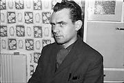 06/06/1964<br /> 06/06/1964<br /> 06 June 1964<br /> Mr. Liam Kelly of 2/51 William Street, Ladywood, Birmingham 15, England in Dublin.