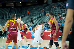 06-09-2015 CRO: FIBA Europe Eurobasket 2015 Nederland - Macedonie, Zagreb<br /> during basketball match between Netherlands and Macedonia at Day 2 in Group C of FIBA Europe Eurobasket 2015, on September 6, 2015, in Arena Zagreb, Croatia. Photo by Vid Ponikvar / RHF