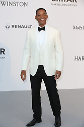Will Smith attending the 24th amfAR Gala held at the Hotel du Cap-Eden-Roc in Antibes, southern France on May 25, 2017. Photo by Jerome Domine/ABACAPRESS.COM