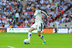 James Norwood of Tranmere Rovers - Mandatory by-line: Nizaam Jones/JMP - 14/05/2017 - FOOTBALL - Wembley Stadium- London, England - Forest Green Rovers v Tranmere Rovers - Vanarama National League Final