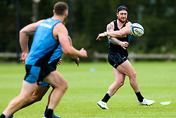 Exeter Chiefs take part in stage one training as Premiership Rugby clubs take the first steps towards a return to play in August after the Covid-19 enforced break - Rogan/JMP - 19/06/2020 - RUGBY UNION - Sandy Park - Exeter, England - Gallagher Premiership.