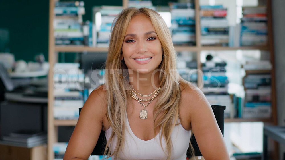ROLL UP YOUR SLEEVES: PRESENTED BY WALGREENS -- Roll Up Your Sleeves: Presented by Walgreens -- Pictured in this screengrab: Jennifer Lopez -- (Photo by: NBC)