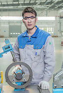 China / Shanghai  <br /> <br /> Eberspächer Shanghai Plant in JIading <br /> <br /> © Daniele Mattioli Shanghai China Corporate and Industrial Photographer