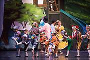 Bay Pointe Ballet performs Bruce Steivel's Peter Pan at the San Mateo Performing Arts Center in San Mateo, California, on September 25, 2016. (Stan Olszewski/SOSKIphoto)