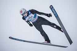 31.12.2018, Olympiaschanze, Garmisch Partenkirchen, GER, FIS Weltcup Skisprung, Vierschanzentournee, Garmisch Partenkirchen, Qualifikation, im Bild Halvor Egner Granerud (NOR) // Halvor Egner Granerud of Norway during the qualifying for the Four Hills Tournament of FIS Ski Jumping World Cup at the Olympiaschanze in Garmisch Partenkirchen, Germany on 2018/12/31. EXPA Pictures © 2018, PhotoCredit: EXPA/ Stefanie Oberhauser