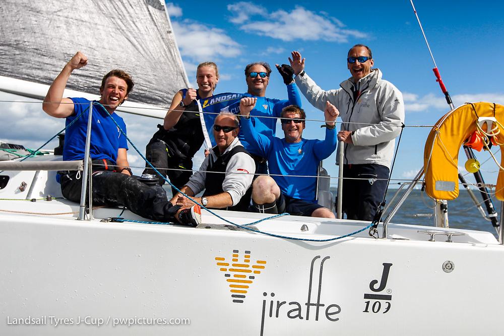 Jiraffe,GBR 8901,J109