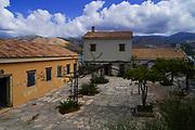 Argostoli cityscape Photographed on Cephalonia, Ionian Islands, Greece