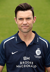 Middlesex's James Franklin during the media day at Lord's Cricket Ground, London.