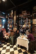 In the restaurant Asador La Cabrera