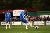 John Rooney. Colne FC 0-2 Stockport County FC. Pre-season friendly. 5.9.20