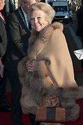Bevrijdingsconcert 2015 op de Amstel in Amsterdam in aanwezigheid van de koninklijke Familie<br /> <br /> Freedomconcert 2015 on the Amstel River in Amsterdam in the presence of the Royal Family<br /> <br /> Op de foto / On the photo:  Prinses Beatrix / Princess Beatrix