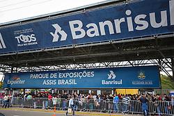 Movimento de público durante a 38ª Expointer, que ocorre entre 29 de agosto e 06 de setembro de 2015 no Parque de Exposições Assis Brasil, em Esteio. FOTO: André Feltes/ Agência Preview