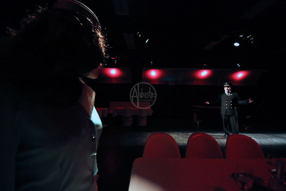 "Cafe Nordo presents ""To Savor Tomorrow"" at West of Lenin, November 2011."