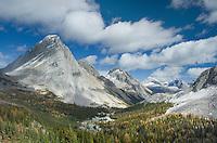 Mount Birdwood Kananaskis Country Alberta