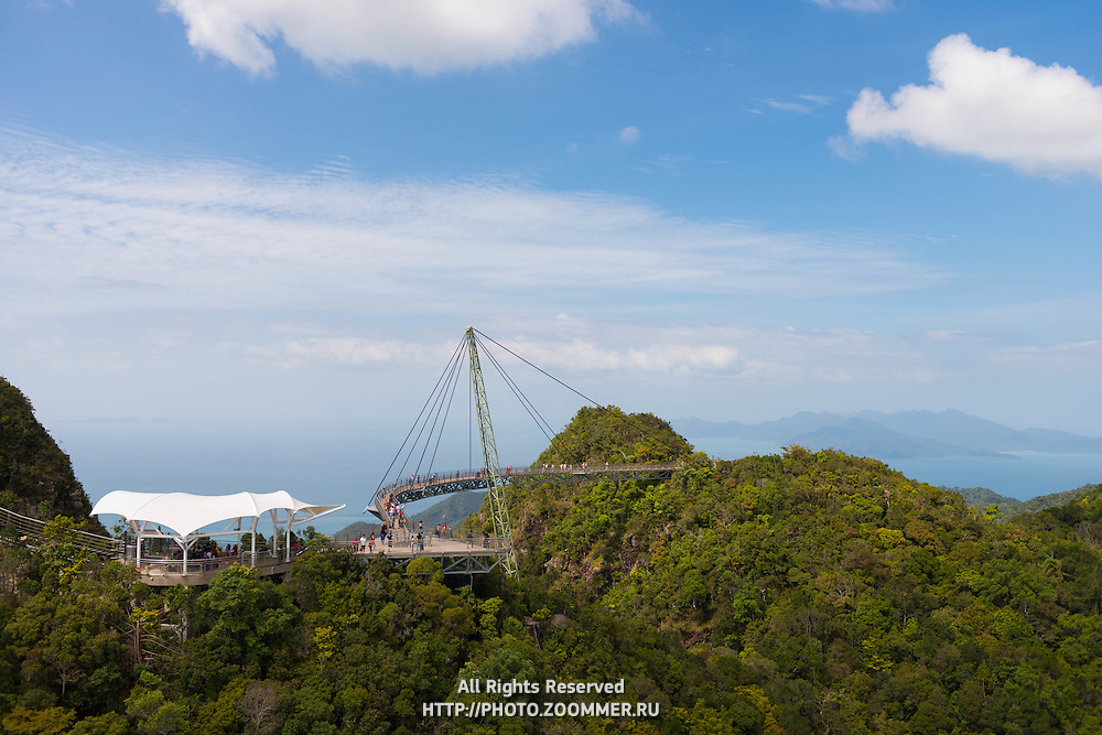 Langkawi Suspension Sky Bridge