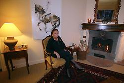 Ten huize van Mariette Withages<br /> Photo © Hippo Foto