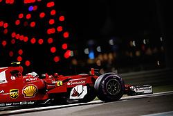 November 24, 2017 - Abu Dhabi, United Arab Emirates - Motorsports: FIA Formula One World Championship 2017, Grand Prix of Abu Dhabi, .#7 Kimi Raikkonen (FIN, Scuderia Ferrari) (Credit Image: © Hoch Zwei via ZUMA Wire)