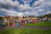 Flavors of India Festival, Crossroads Park, Bellevue
