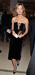 NATALIA VODIANOVA at the Harper's Bazaar Women of the Year Awards 2011 held at Claridge's, Brook Street, London on 7th November 2011.