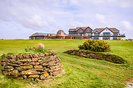 03-05-2018 The Point at Polzeath Golf Club, Wadebridge  Cornwall, Engeland<br /> <br /> The Point - Clubhuis met spa, zwembad en fitness