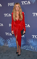 August 2, 2018 - West Hollywood, California, U.S. - Cat Deeley arrives for the FOX Summer TCA 2018 All-Star Party at Soho House. (Credit Image: © Lisa O'Connor via ZUMA Wire)