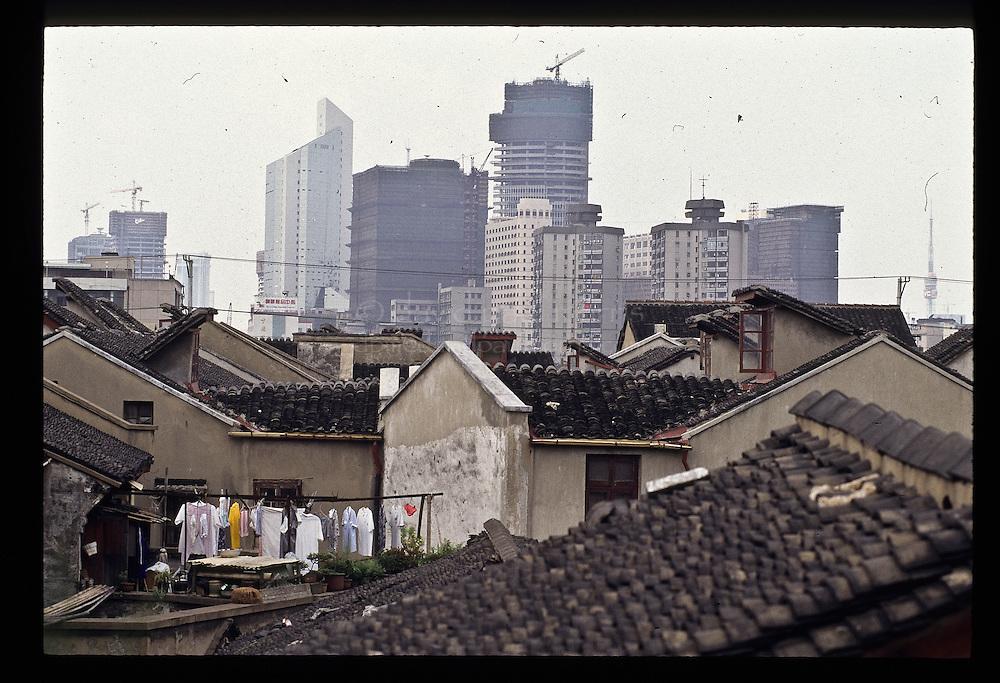 SHANGHAI, CHINA:  General scenes in Shanghai, China.  (Photo by David Paul Morris)