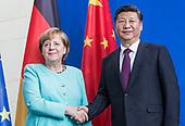 Merkel-XI meeting