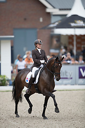 Serre Anne-Sophie, FRA, Actuelle de Massa<br /> World Championship Young Dressage Horses <br /> Ermelo 2016<br /> © Hippo Foto - Leanjo De Koster<br /> 29/07/16