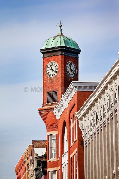 Staunton Virginia architecture