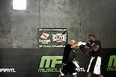 UFC 135 Workout