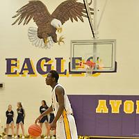 12.19.2014 North Ridgeville at Avon Boys Varsity Basketball