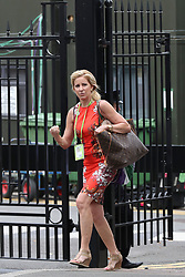 Pippa Middleton and celebrities leaving The All England Club in London after the men's finals. 16 Jul 2017 Pictured: Chris Evert. Photo credit: MEGA TheMegaAgency.com +1 888 505 6342