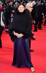 Emma Tillinger Koskoff attending the Closing Gala and International premiere of The Irishman, held as part of the BFI London Film Festival 2019, London.
