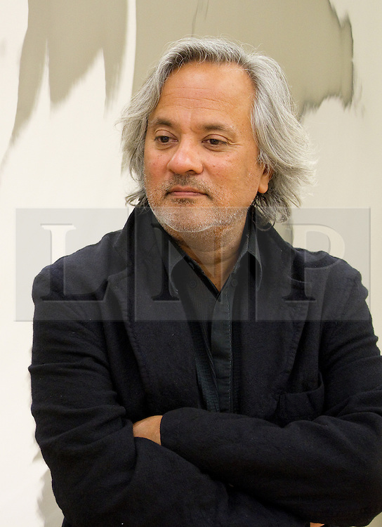 """© licensed to London News Pictures. UK 10/05/2011. The sculptor, Anish Kapoor, has condemned China for what he described as the state's """"barbaric"""" detention of the artist Ai Weiwei. He has called on British galleries to close for a day in pretest. Kapoor also dedicated his art installation, """"Leviathan"""", just unvieled in Paris, to the Chinese artist.  FILE PICTURE DATED 03/03/2011. Please see special instructions for usage rates. Photo credit should read Joel Goodman/LNP"""