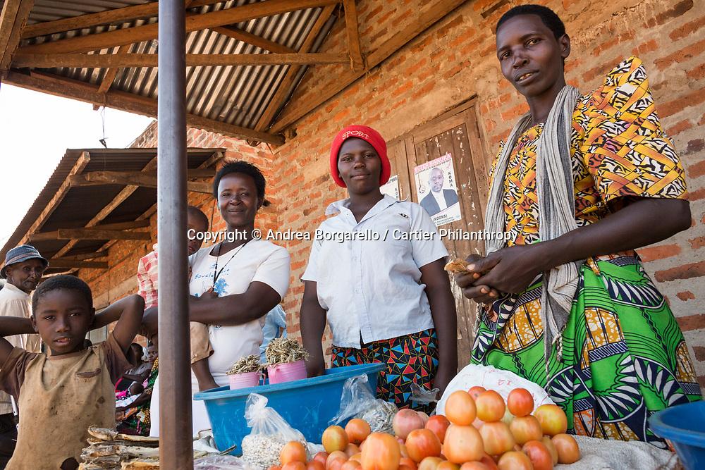 Uganda - Village Enterprise program - Hoima region
