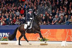 Luijmes Jean-Rene, NED, Grappa<br /> KWPN Stallionshow - 's Hertogenbosch 2018<br /> © Hippo Foto - Dirk Caremans<br /> 02/02/2018