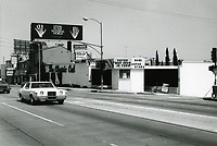 1973 Classic Cat Burlesque on Sunset Blvd