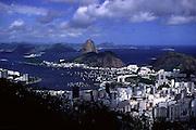 Rio de Janeiro_RJ, Brasil...Vista da Marina da Gloria e do Pao-de-Acucar...The view from the Maria da Gloria and Pau-de-Acucar...Foto: JOAO MARCOS ROSA / NITRO