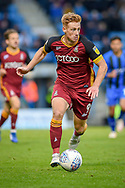 Bradford City forward Eoin Doyle (9) during the EFL Sky Bet League 1 match between Gillingham and Bradford City at the MEMS Priestfield Stadium, Gillingham, England on 27 October 2018.