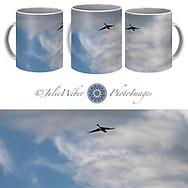 Coffee Mug Showcase 51 - Shop here: https://2-julie-weber.pixels.com/products/airplane-blueprint-2-julie-weber-coffee-mug.html