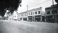 1913 Looking east on Hollywood Blvd. towards Cahuenga Ave.