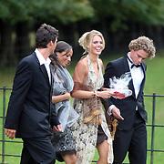 NLD/Overveen/20070921 - Huwelijk Ruud de Wild en Aafke Burggraaff, Sanne Verheijen en partner