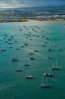 Keehi Lagoon, Port of Honolulu