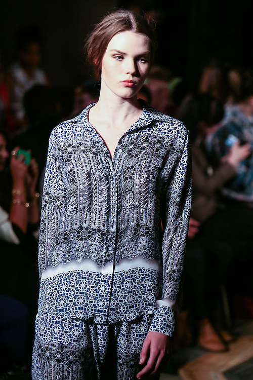 Timur Kim show during London Fashion Week, Spring/Summer 2013