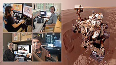 The NASA Mars Rover Team Are Working From Home