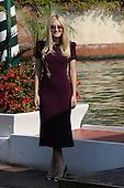 Actress Dakota Fanning in Venice