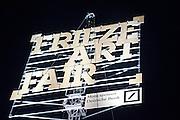 opening of the 2010 Frieze art fair. Regent's Park. London. 13 October 2010. -DO NOT ARCHIVE-© Copyright Photograph by Dafydd Jones. 248 Clapham Rd. London SW9 0PZ. Tel 0207 820 0771. www.dafjones.com.