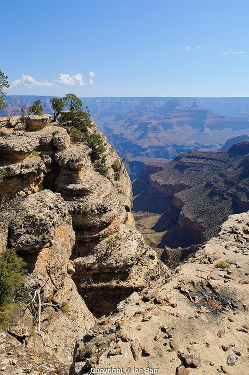 Grand Canyon Views, Grand Canyon National park, Arizona, USA.